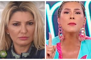 Antonia Fontenelle e Lívia Andrade (Foot: Divulgação/TV Foco)