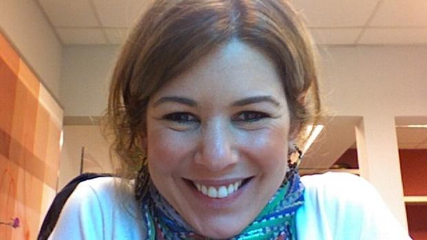 Daniela Beyruti, filha de Silvio Santos e Iris Abravanel (Foto: Divulgação)