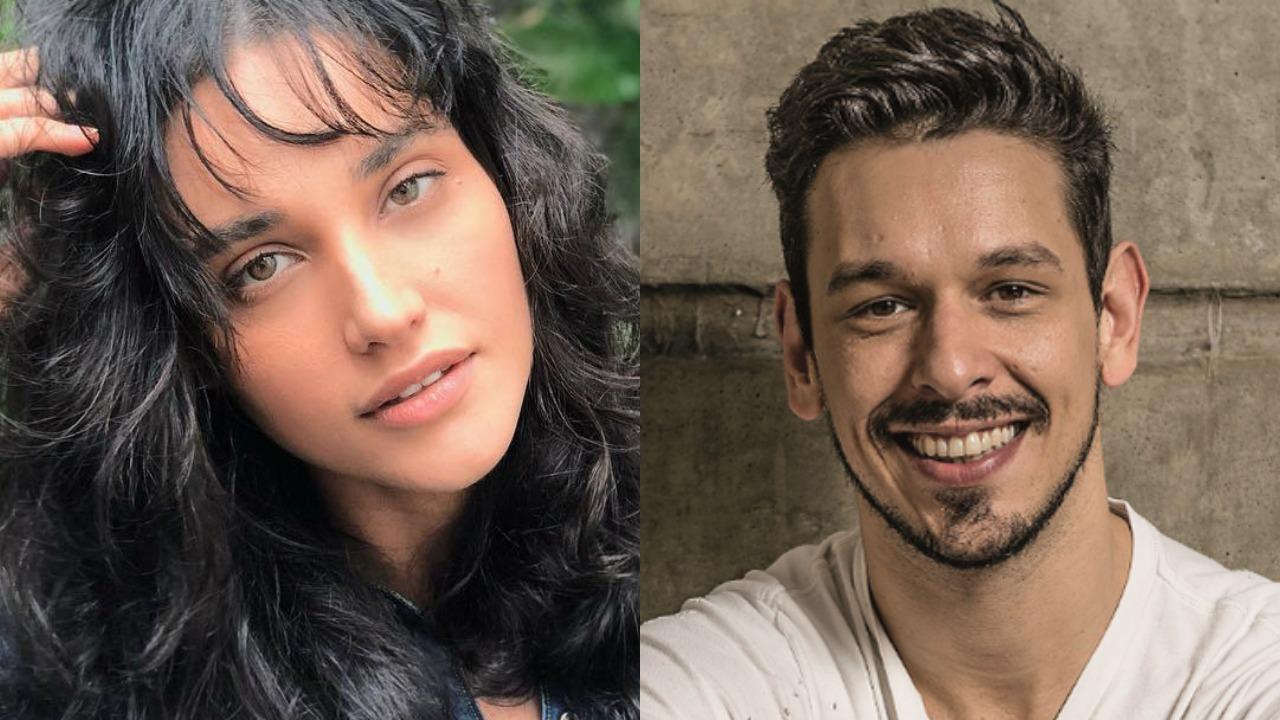 Débora Nascimento e João Vicente de Castro (Foto: Reprodução/Instagram/Divulgação)