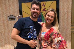 O influenciador Carlinhos Maia e a apresentadora do SBT, Eliana (Foto: Divulgação/ SBT)
