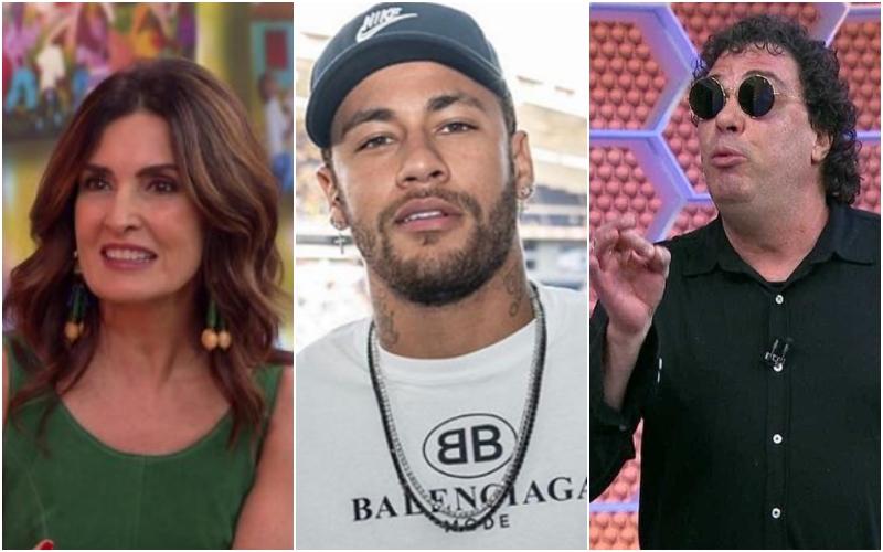 """O famoso jogador, Neymar foi humilhado na Globo durante o programa Encontro Fátima Bernardes, por Casagrande e Ana Thais Matos: """"não é mais a seleção do dele"""""""