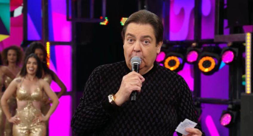 Domingão do Faustão pode ter seu fim decretado (Foto: Divulgação/TV Globo)