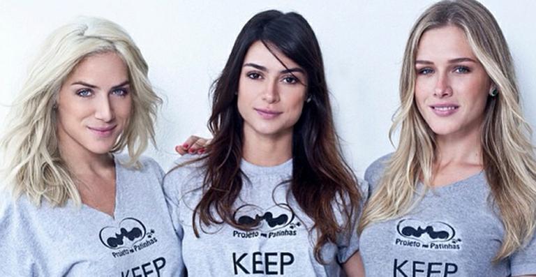 Giovanna Ewbank, Thaila Ayala e Fiorella Mattheis (Foto: Divulgação)