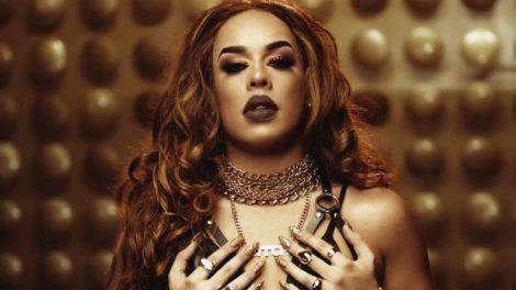 A cantora Drag, Gloria Groove (Imagem: Instagram)