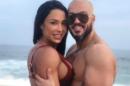Gracyanne Barbosa e Belo foram flagrados na cama de um motel (Foto: Reprodução/Instagram)