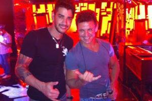 Gusttavo Lima e Eduardo Costa são grandes amigos (Foto: Reprodução)