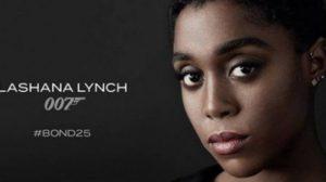 Novo filme de James Bond terá mulher negra como 007 (Foto: Reprodução)