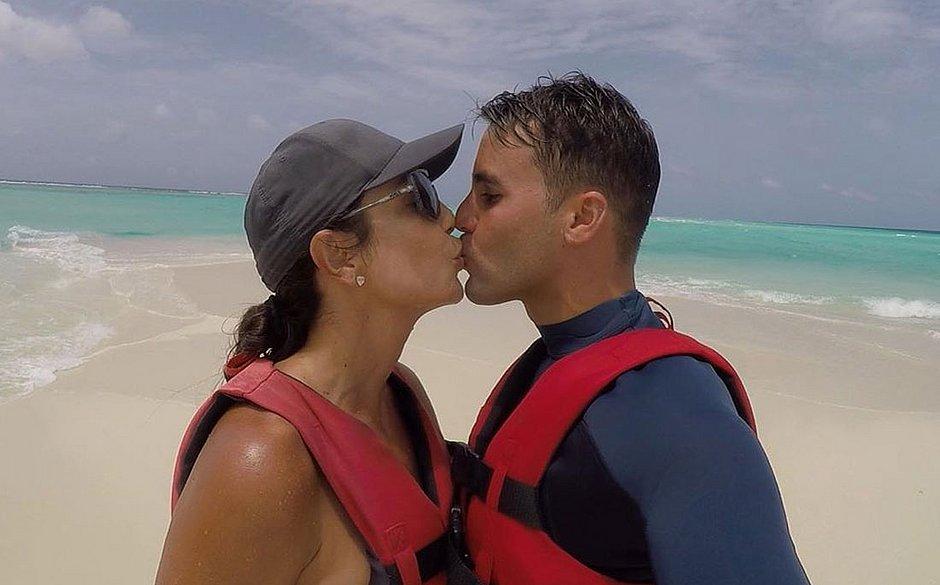 Ivete Sangalo e o marido Daniel Cady (Imagem: Instagram)