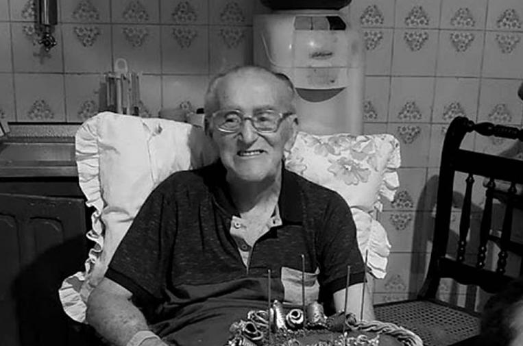 José Rufino era contador e tinha 96 anos de idade (Foto: Reprodução)