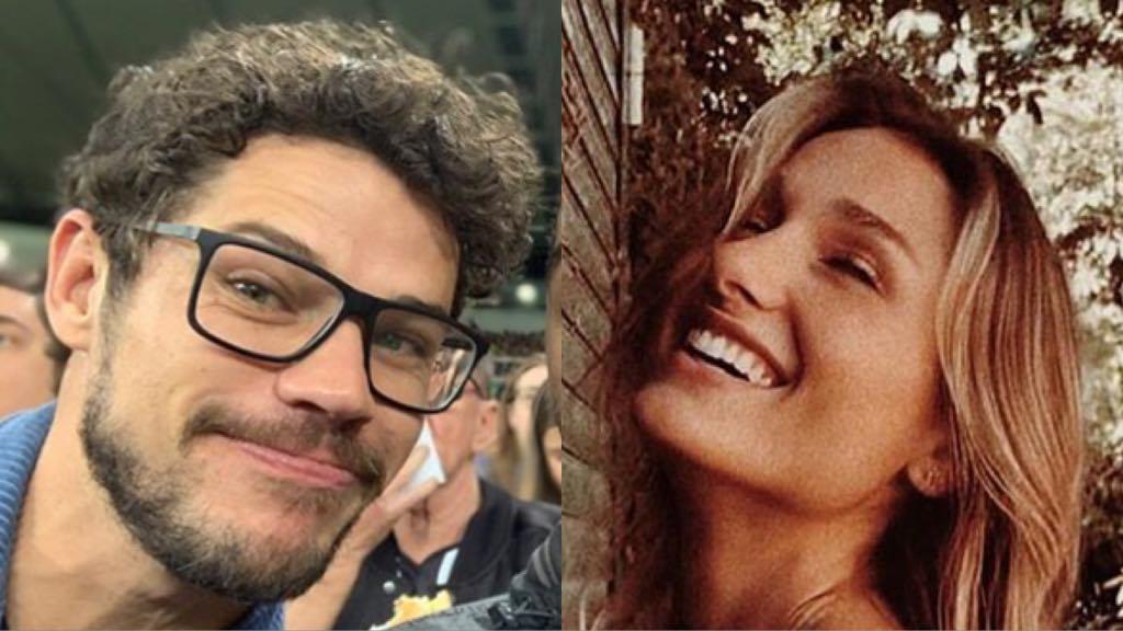 José Loreto e Sasha (Montagem: TV Foco)
