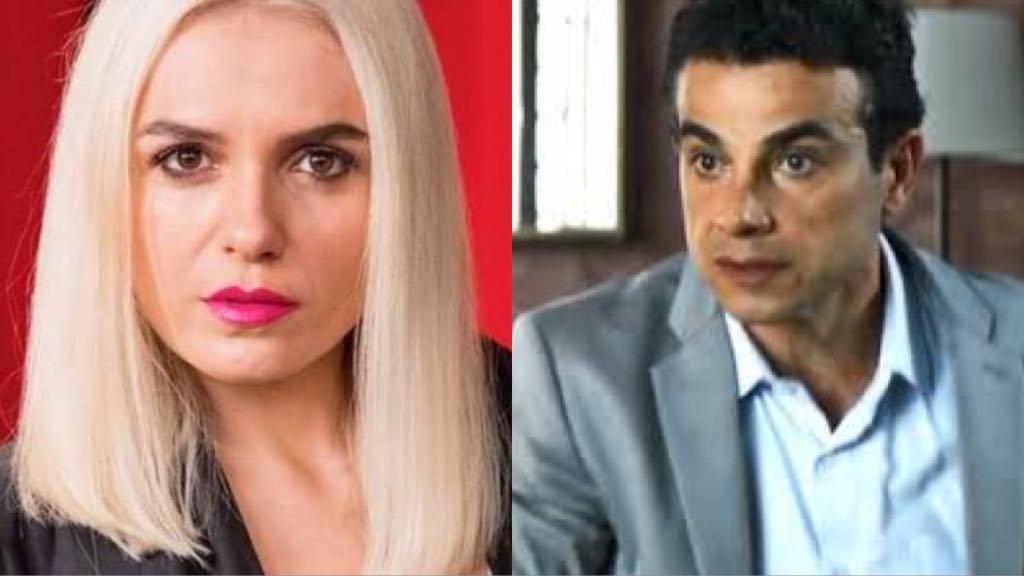 Kim arma casamento com Márcio (Imagem: Montagem TV Foco)