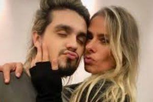 Luan Santana e Adriane Galisteu - Reprodução/Instagram