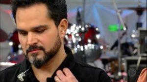 Luciano que faz dupla com Zezé Di Camargo chora a morte de um membro da família (Foto: Reprodução)