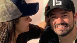 Maiara e Fernando Zor reataram o namoro (Foto: Reprodução/Instagram)