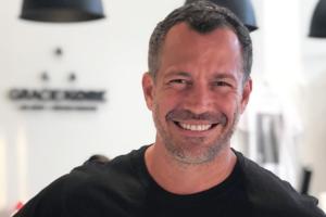 O ator de A Dona do Pedaço, da Globo, Malvino Salvador (Foto: Reprodução/Instagram)
