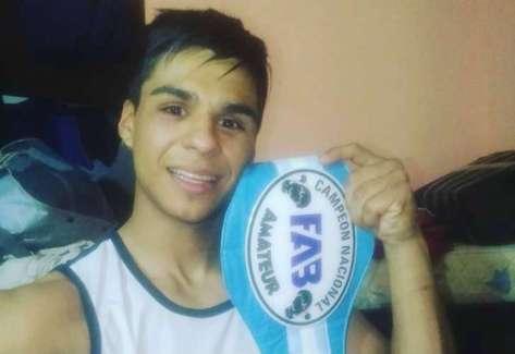 Mariano 'Nani' Castro, lutador de Boxe, morreu em acidente de carro - Foto: Divulgação