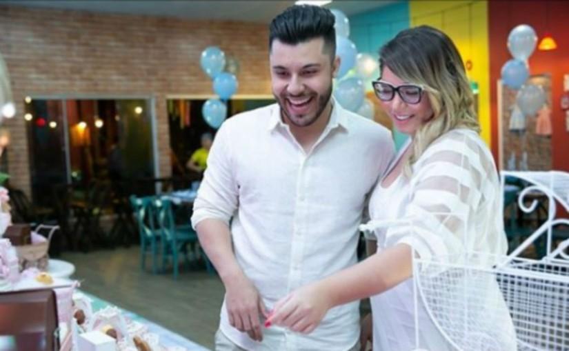 Marília Mendonça e Murilo Huff serão pais de Léo (Foto: Reprodução)