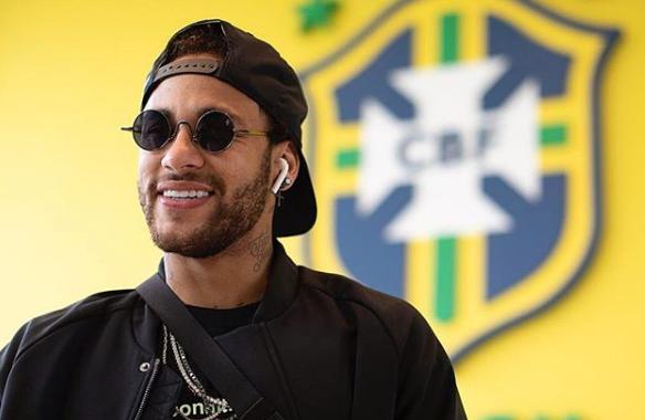 Neymar mal se livrou da denúncia feita por Najila Trindade e responderá a outro processo, agora na França (Reprodução)