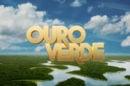 Logo da novela Ouro Verde (Foto: Divulgação/Band)