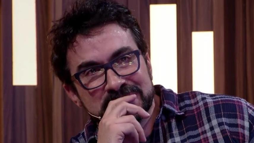 """Padre Fábio de Melo fez relato dramático no """"Encontro"""", da TV Globo (Foto: Reprodução/GShow)"""