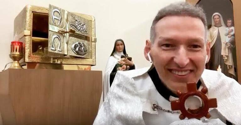 Padre Marcelo Rossi (Foto: Reprodução)