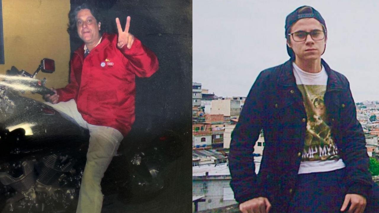 Paulo Cupertino e Rafael Miguel (Foto: Reprodução/Montagem TV Foco)