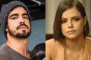 Rock descobre toda farsa de Jô em A Dona do Pedaço, novela das nove da Globo (Montagem: TV Foco)