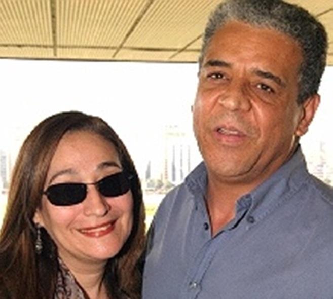 Sonia Abrão e Jorge Damião - Foto: Reprodução