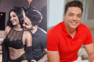 Wesley Safadão estará no mesmo local que Wallas Arrais, namorado de Mileide Mihaile (Foto: Reprodução)