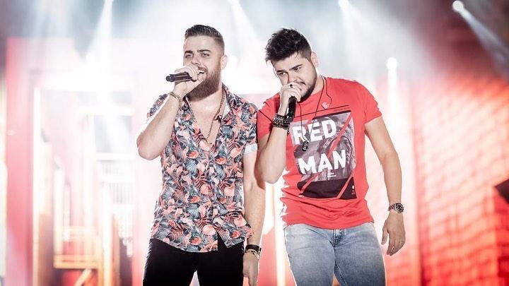 Zé Neto e Cristiano fizeram caridade com jovem (Foto: Reprodução/Instagram)