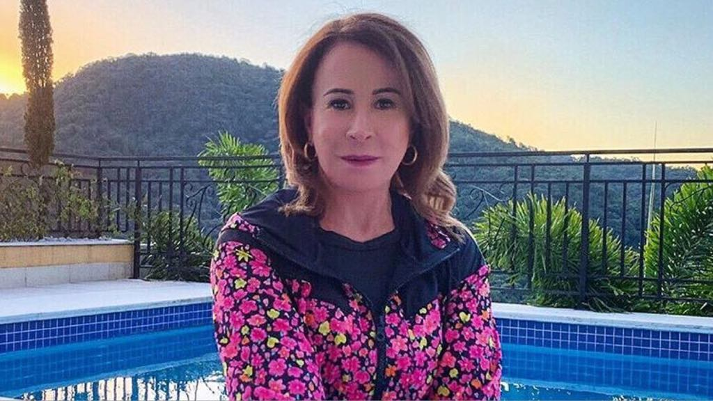 A empresária e ex-mulher de Zezé Di Camargo, Zilu Di Camargo (imagem: Instagram)