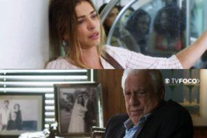 Paloma e Alberto terão um encontro transformador no decorrer da novela Bom Sucesso