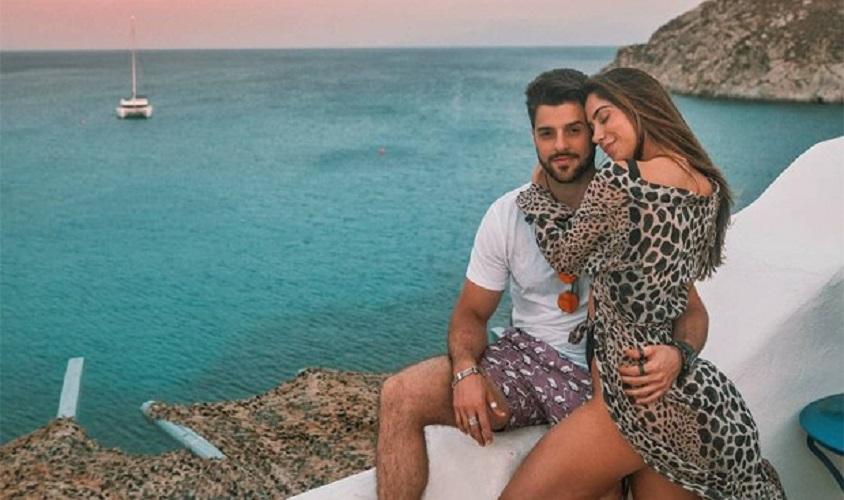 DJ Alok e sua esposa, Romana Novais, esperam o primeiro filho (Foto: Reprodução)