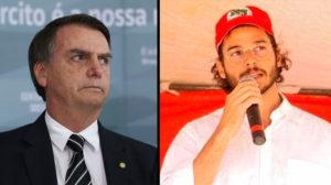 Jair Bolsonaro e Túlio Gadelha são inimigos de longa data (Foto: Montagem)