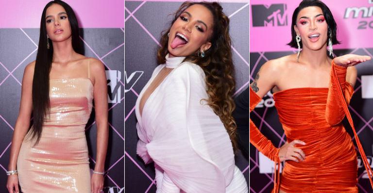 """Felipe Neto se revolta com premiação da MTV que contou com a presença de Anitta, Pabllo Vittar e Bruna Marquezine: """"Muita coisa entalada"""" Foto: Reprodução"""