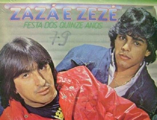 Zazá fez dupla com Zezé Di Camargo e morreu (Foto: Reprodução)