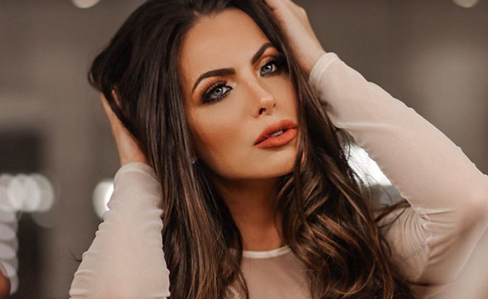 Carla Prata, ex-bailarina do Faustão, revelou desespero ao descobrir grave doença (Foto: Reprodução/Instagram)