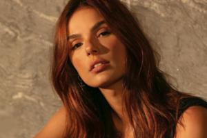 Isis Valverde com novo visual para a protagonista de Amor de Mãe, próxima novela das nove da Globo (Foto: Reprodução/Instagram)