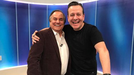 Celso Zucatelli e Ronnie Voz estão demitidos da TV Gazeta após corte de gastos (Foto: Divulgação)