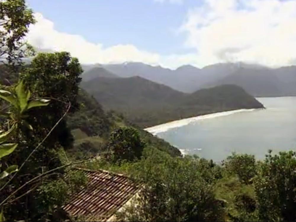 Mansão de Clodovil vai à venda no litoral 6 anos após morte do estilista — Foto: Carlos Santos/ G1