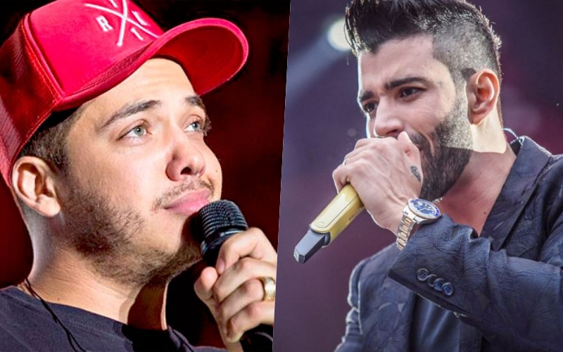 Gusttavo Lima sofre golpe, tem boicote de cantores e Wesley Safadão é apontado Foto: Reprodução
