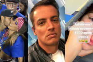 Neymar, Anitta, Leo Dias e Bruna Marquezine