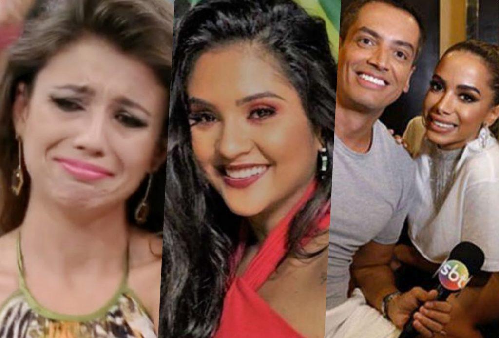 Coluna dos famosos traz Leo dias, Anitta, Paula Fernandes e mileide