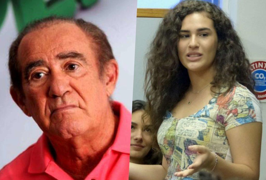 """Filha de Renato Aragão se revolta com o pai, sai de casa e revela: """"Ser filha de alguém importante não te leva à lugar algum"""" Foto: Reprodução"""
