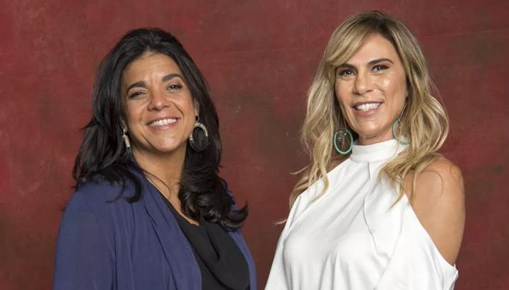 Izabel de Oliveira e Paula Amaral assinam Verão 90. (Foto: João Cotta/TV Globo)