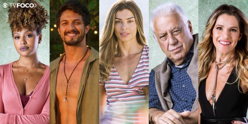 Elenco de Bom Sucesso da Globo