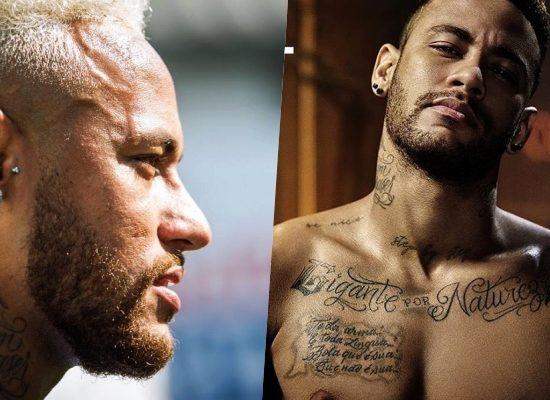 Neymar é o jogador brasileiro mais famoso da Globo