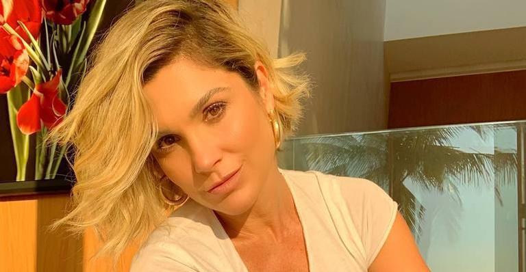 Flávia Alessandra entregou vício em suas redes sociais (Foto: Reprodução)