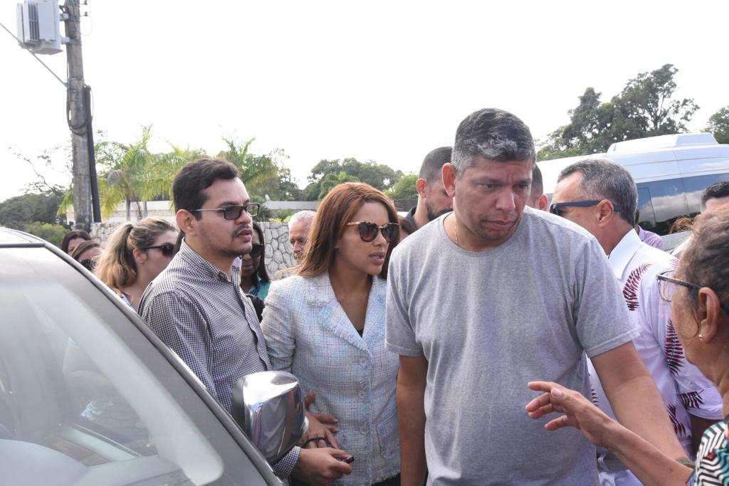 Filho da deputa federal, Flordelis, Flávio dos Santos Rodrigues (Foto: Samuel Santos)