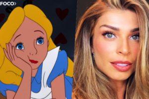 Grazi será Alice no país das maravilhas na Globo